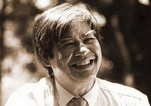 Nhà văn Nguyễn Đình Thi ( 1924 - 2003 )